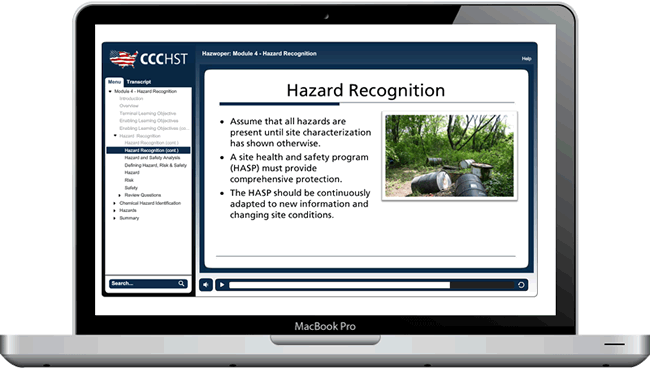 Hazwoper Online Courses Free